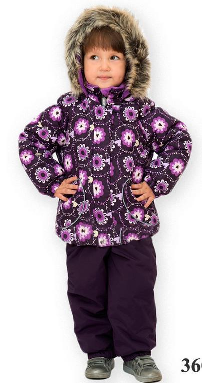 Lenne '17 Liisa Art.16313/3600 Silts mazuļu ziemas termo kostīms jaka + bikses krāsa: 2600