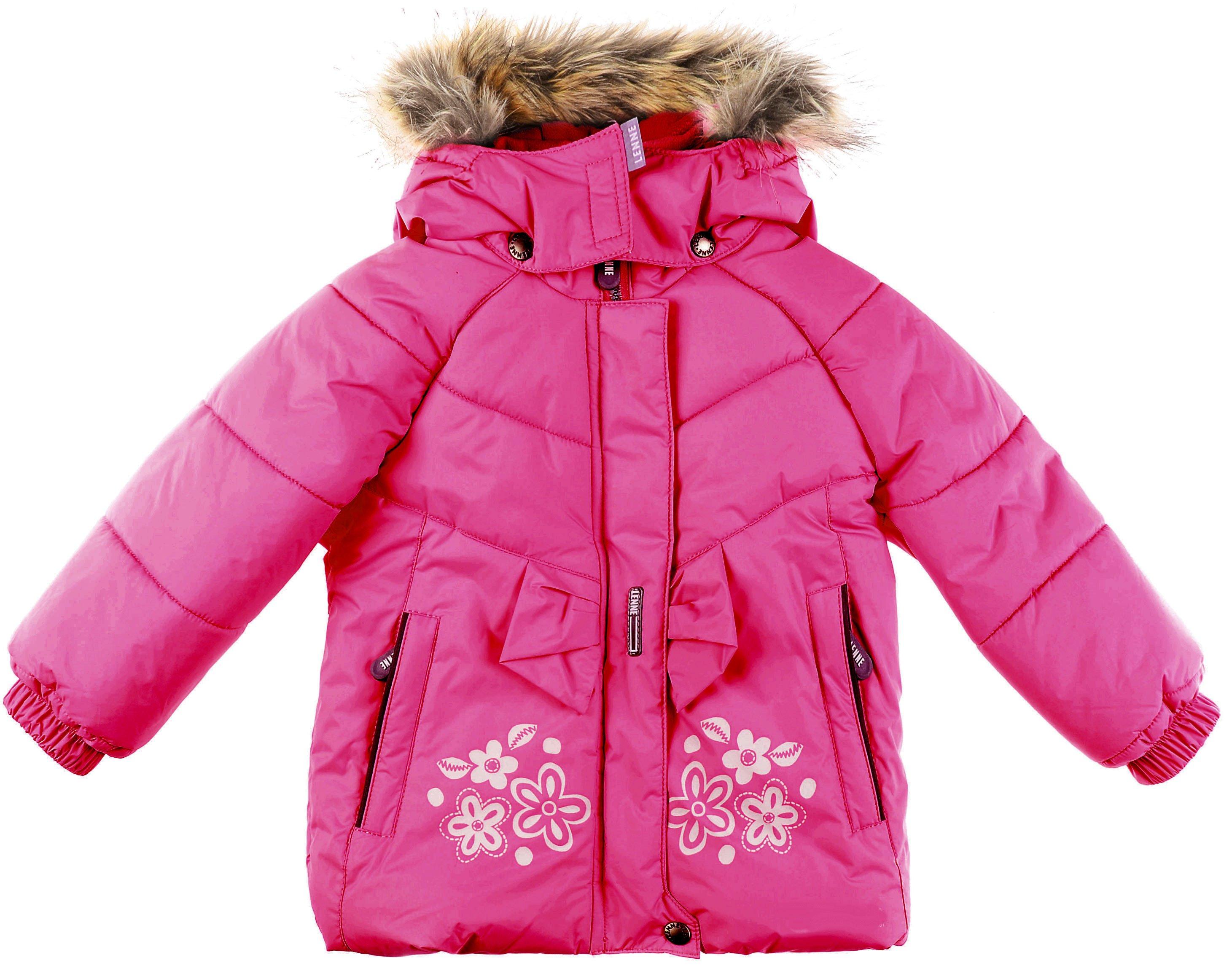 Lenne '17 Miia Art.16310/264 Bērnu siltā ziemas termo jaciņa [jaka] krāsa:264