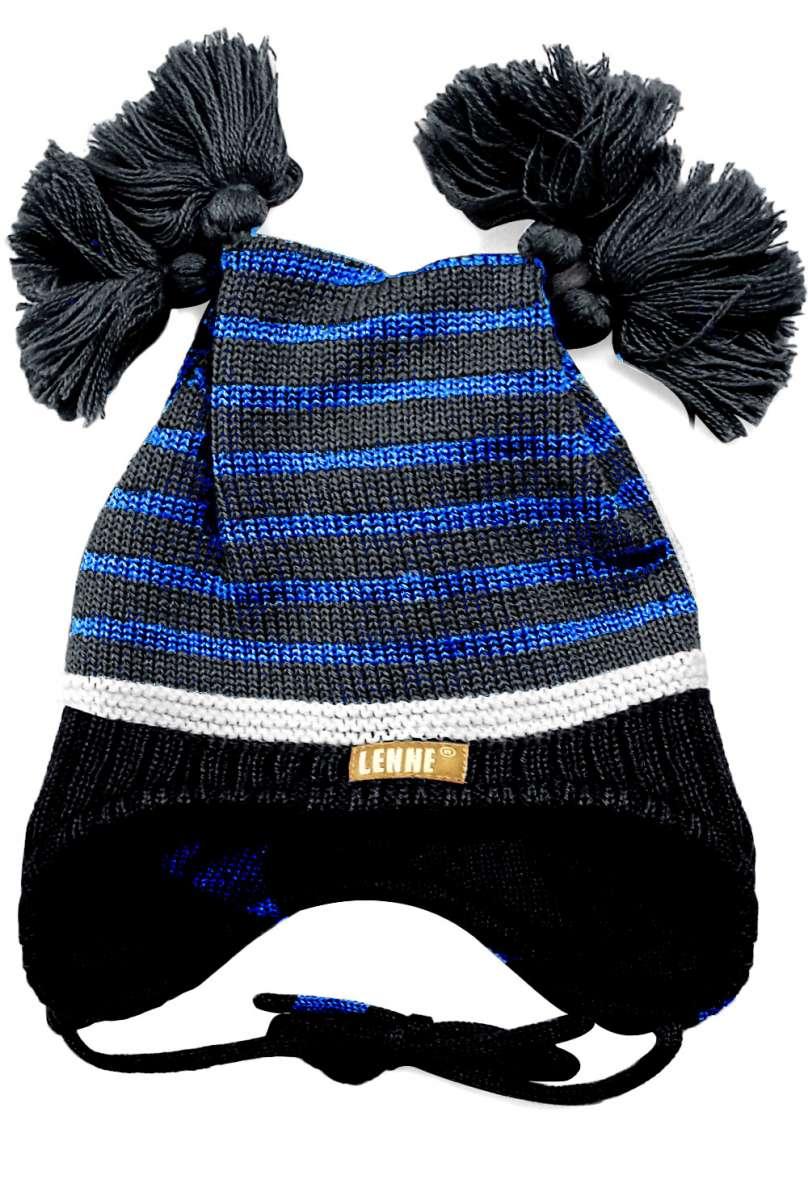 Lenne '17 North 16379B/229 Mazuļu adīta pusvilnas cepure
