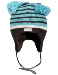 Lenne '17 North 16379B/400 Mazuļu adīta pusvilnas cepure