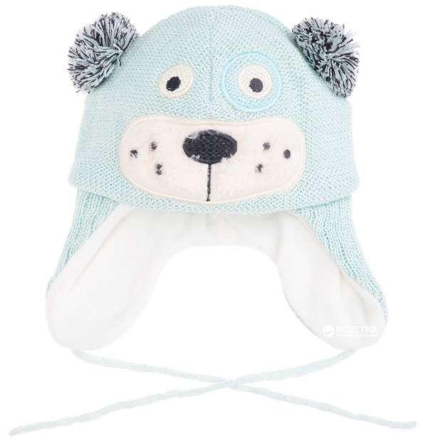 Lenne'18 Knitted Hat Brethe Art.17377/400 Mazuļu siltā ziemas cepure