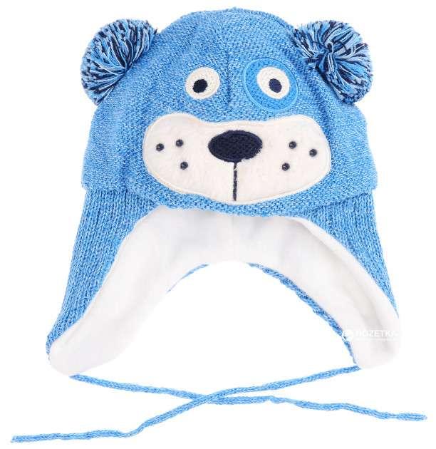 Lenne'18 Knitted Hat Brethe Art.17377/635 Mazuļu siltā ziemas cepure