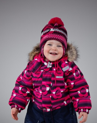 Lenne'18 Knitted Hat Nerita Art.17378/186 Mazuļu siltā ziemas cepure