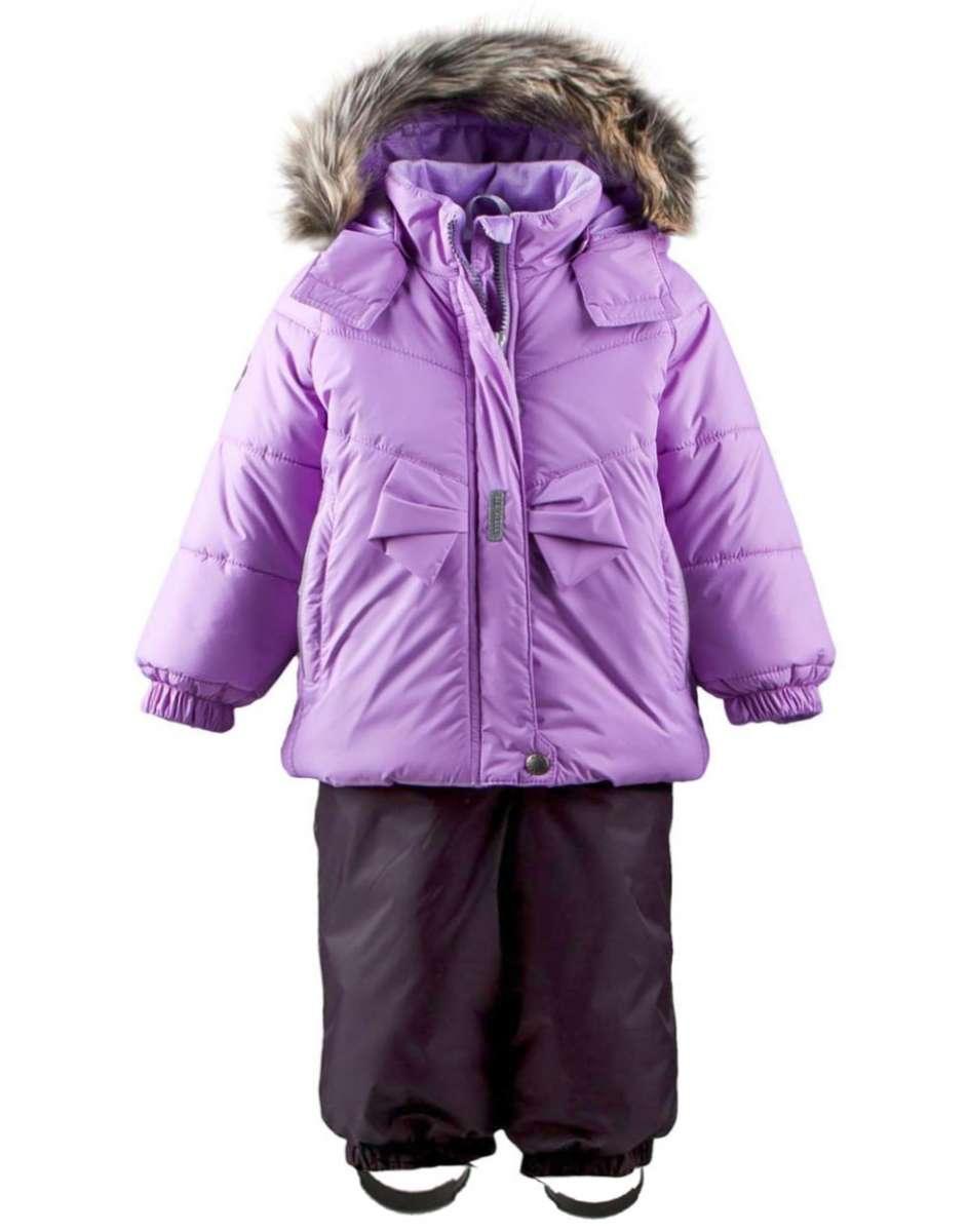 Lenne '18 Lulu 17316/162 Silts mazuļu ziemas termo kostīms jaka + bikses