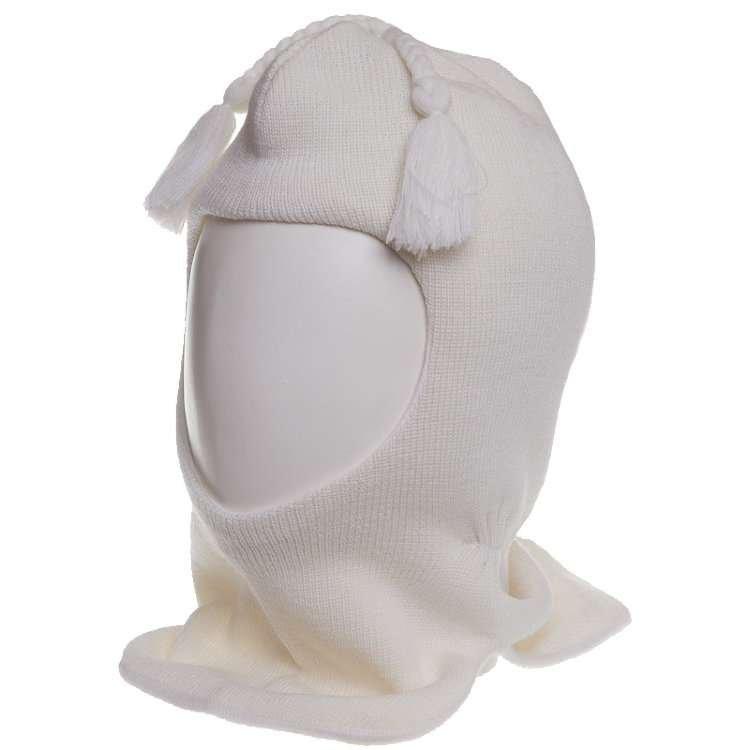Lenne '18 Mac Art.17582/100 Mazuļu adīta vilnas cepure apkakle