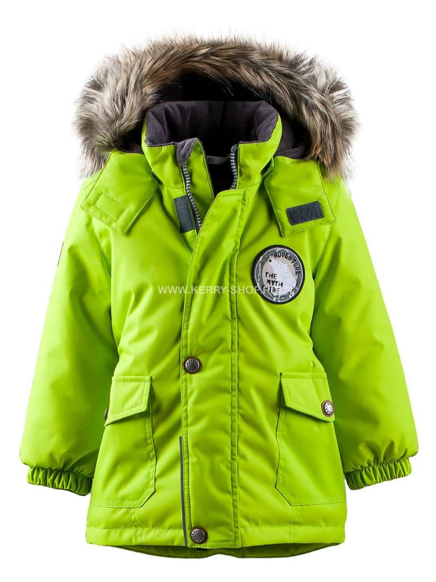 Lenne'18 Rex Art.17311/104 Bērnu siltā ziemas termo jaciņa [jaka]