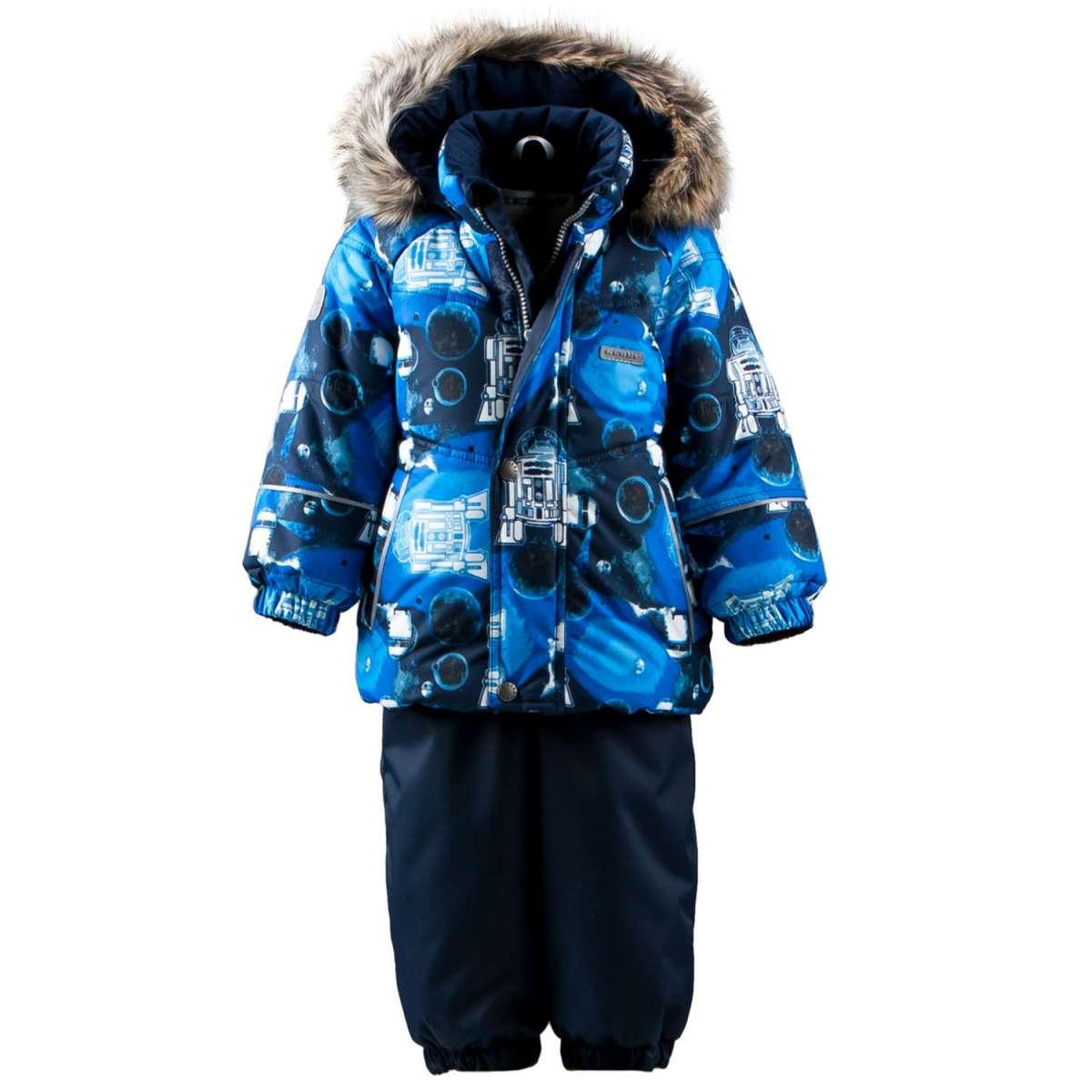 Lenne '18 Robert Art.17314/2290 Silts mazuļu ziemas termo kostīms jaka + bikses
