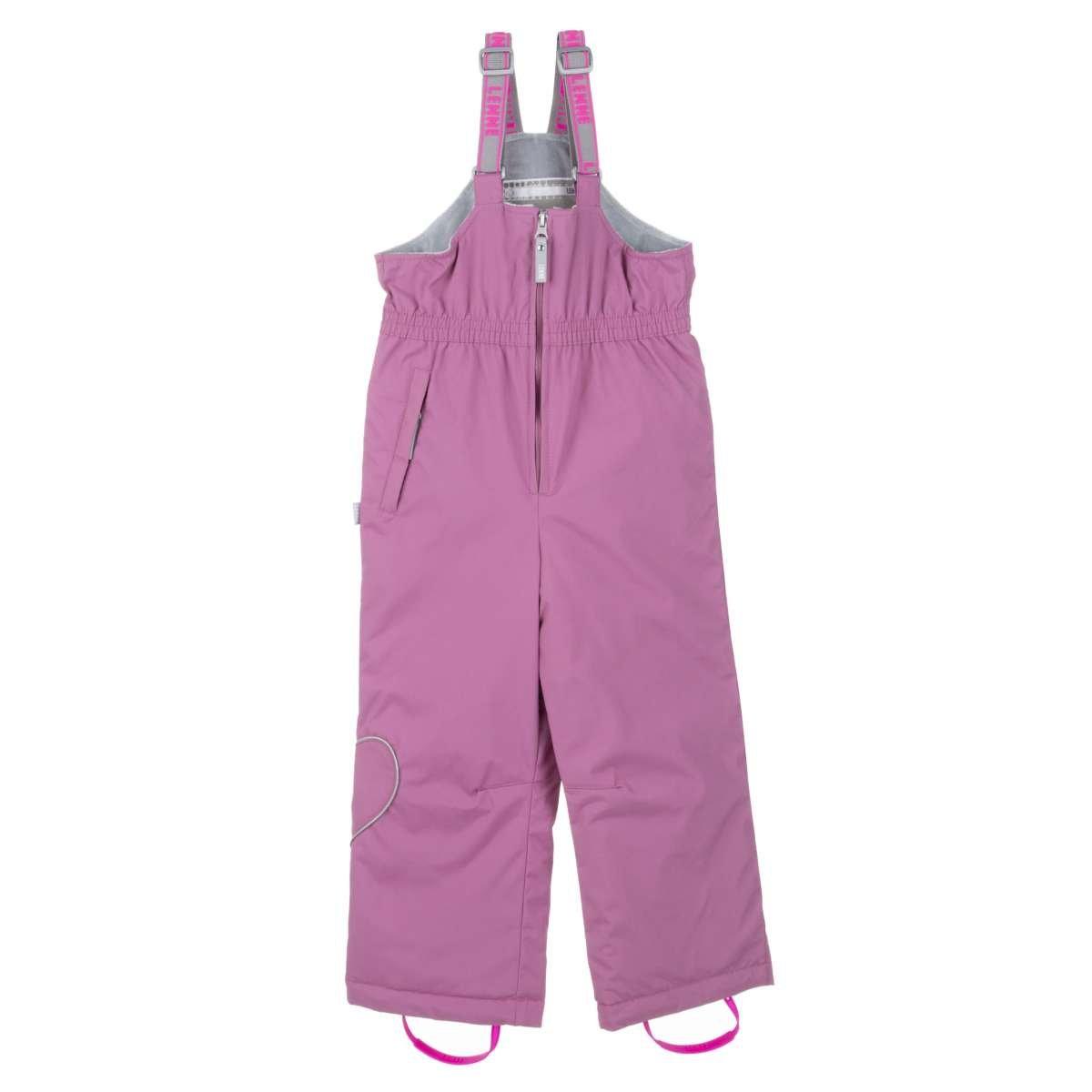 Lenne '21 Heily Bērnu ziemas termo bikses ar paaugstinātu vidukli