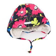 LENNE' Tim Thermo cap Mazuļu termo pusvilnas cepure sasienamā