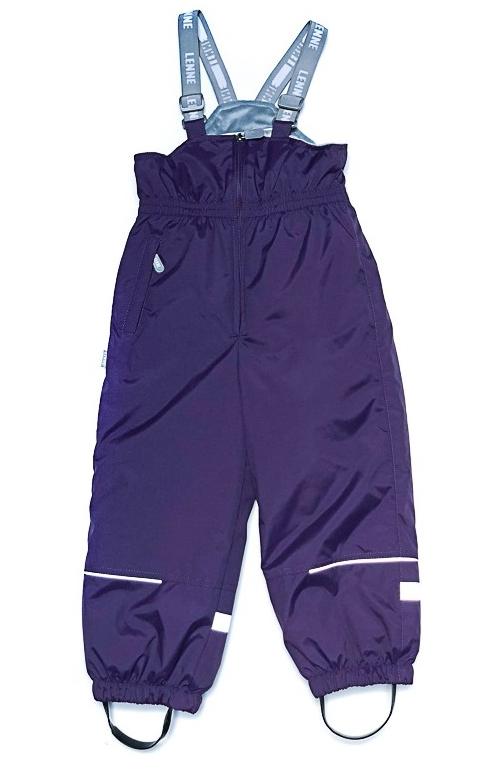 Lenne Basic Bērnu ziemas termo bikses ar paaugstinātu vidukli