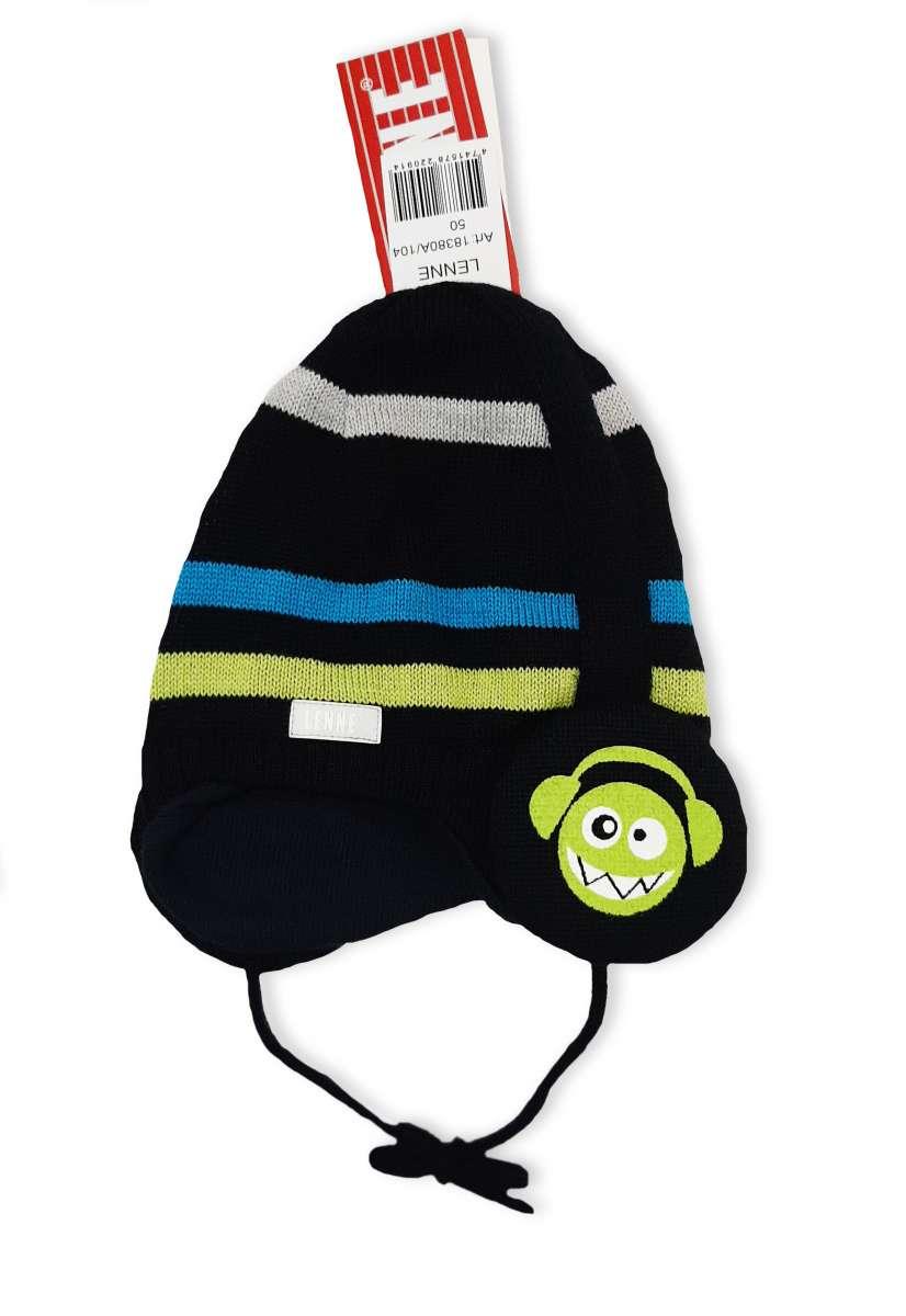 Lenne Beat Mazuļu siltā ziemas cepure