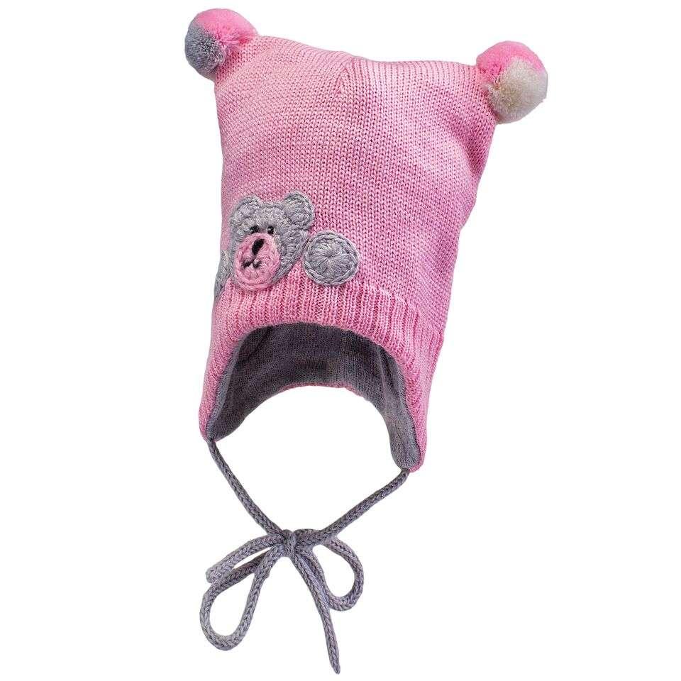 Lenne Berni Mazuļu siltā ziemas cepure