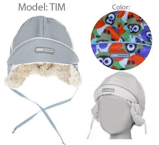 LENNE - cepure Tim art.12782 krāsa 2010