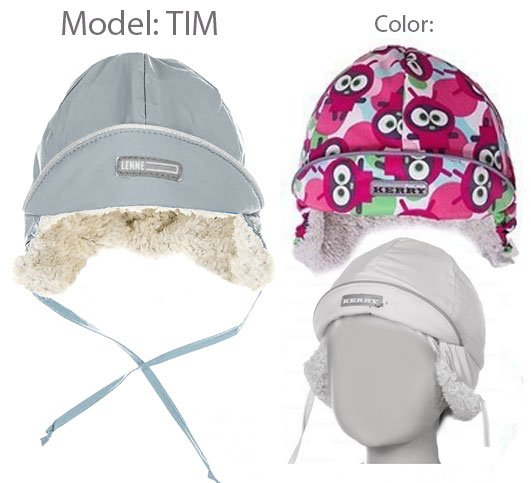 LENNE - cepure Tim art.12782 krāsa 9300