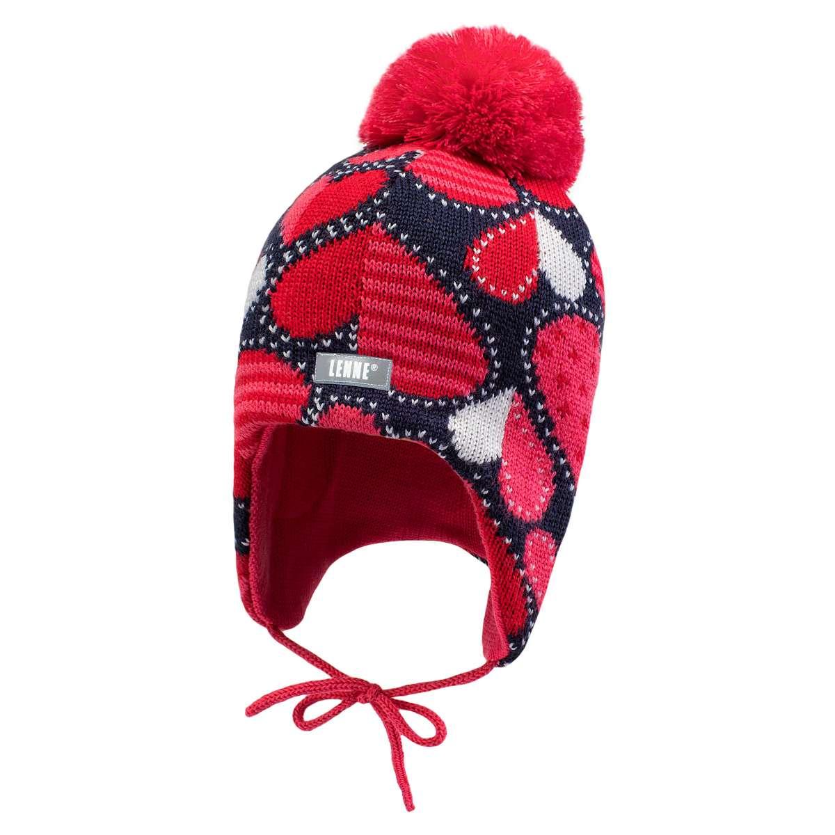 Lenne Charis Mazuļu siltā ziemas cepure