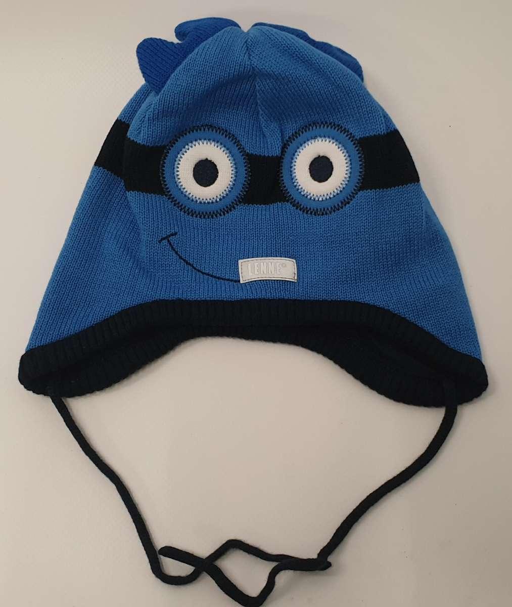 Lenne Ferol Mazuļu adīta kokvilnas cepure