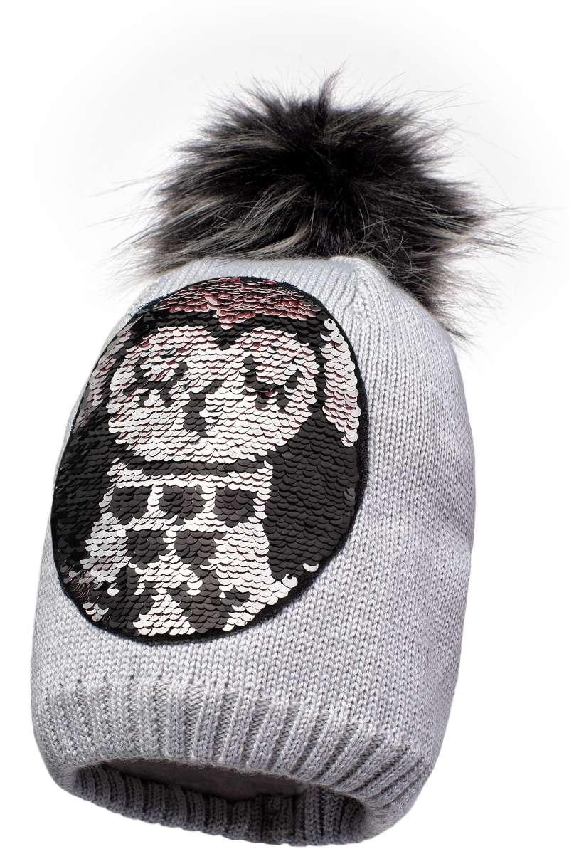 Lenne Gia Mazuļu siltā ziemas cepure