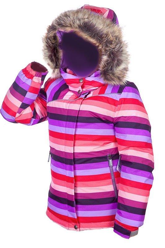 Lenne Girls jacket Loore Bērnu siltā ziemas termo jaciņa [jaka]