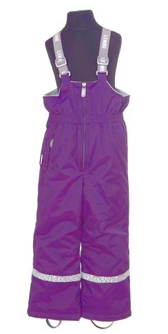 Lenne Heidi Bērnu ziemas termo bikses ar paaugstinātu vidukli krāsa: 362
