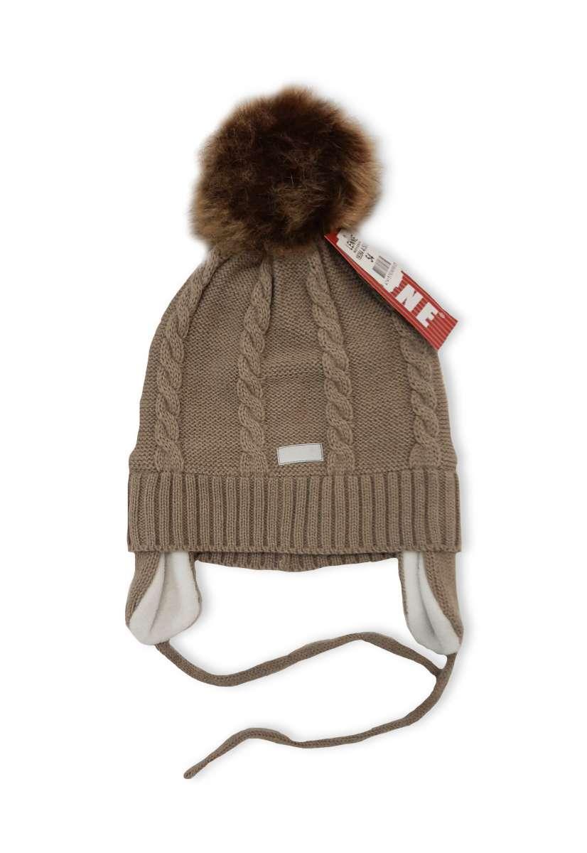 Lenne Janne Mazuļu siltā ziemas cepure
