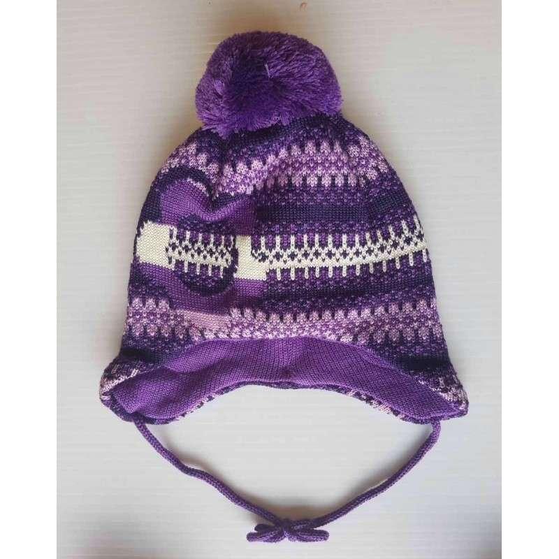 Lenne Knitted Hat Nerita Mazuļu siltā ziemas cepure