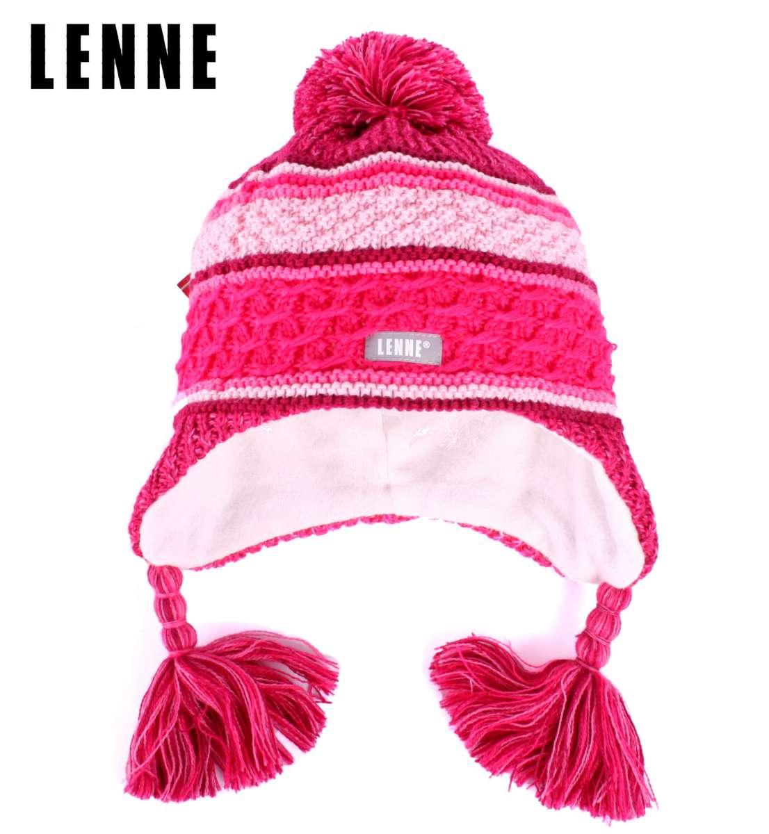 Lenne Knitted Hat Pauly Mazuļu siltā ziemas cepure