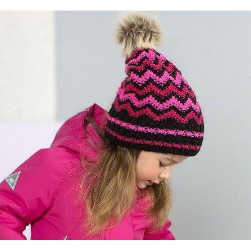 Lenne Knitted Hat Rimy Mazuļu siltā cepure
