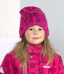 Lenne Knitted Hat Sten Mazuļu siltā cepure