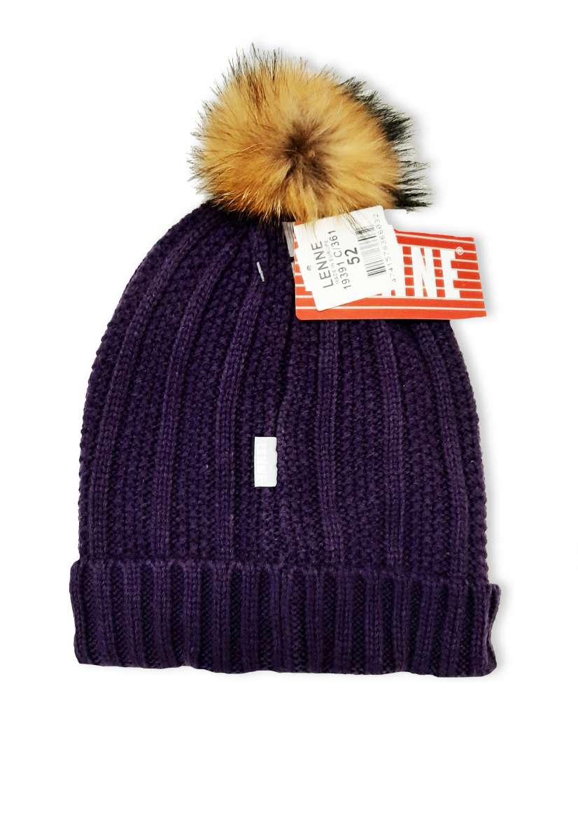 Lenne LIINA Bērnu adīta ziemas cepure