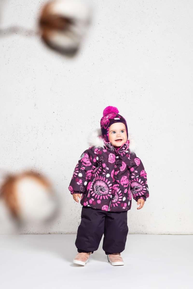 Lenne Miia Silts mazuļu ziemas termo kostīms Jaka un bikses
