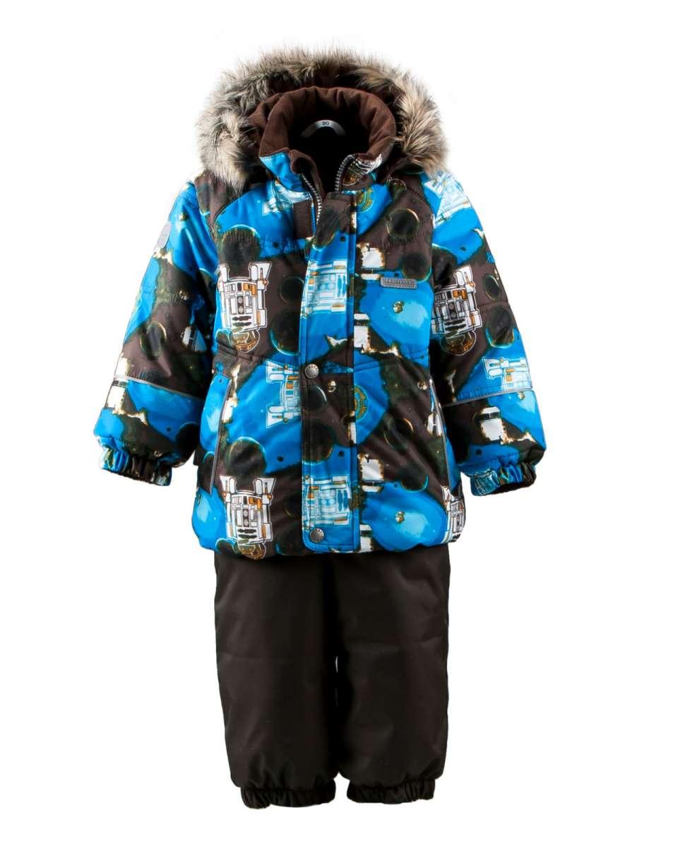 Lenne Robert Silts mazuļu ziemas termo kostīms jaka + bikses