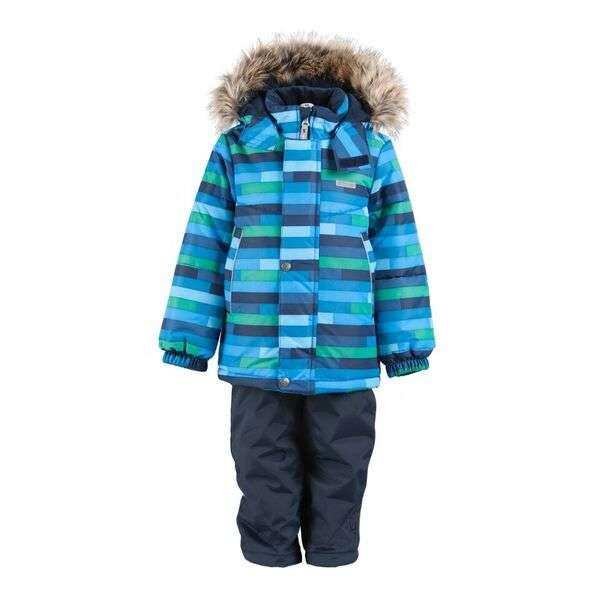 Lenne Robis Silts mazuļu ziemas termo kostīms jaka + bikses