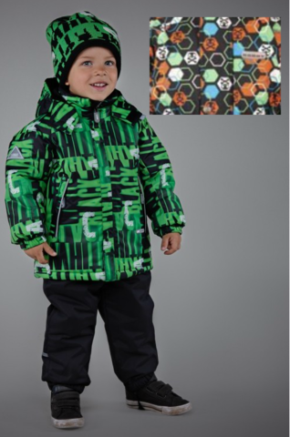 Lenne Rocky Silts mazuļu ziemas termo kostīms jaka + bikses