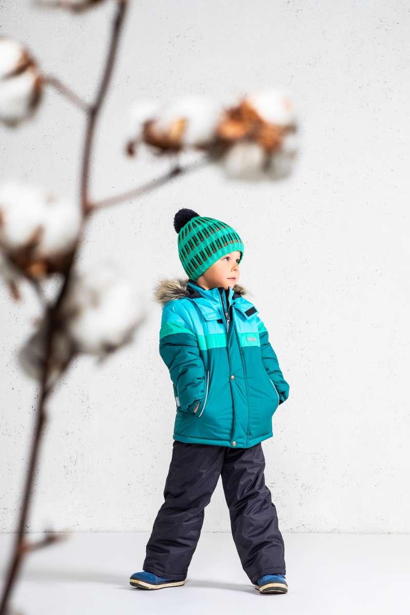 Lenne Ron Silts mazuļu ziemas termo kostīms Jaka un bikses