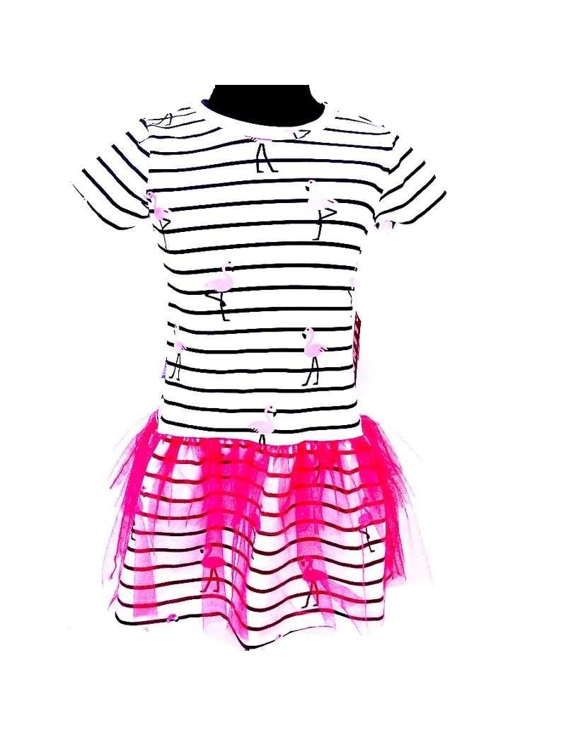 Lenne Rosie Bērnu kokvilna kleita