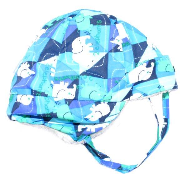 LENNE Tim Thermo cap Mazuļu termo pusvilnas cepure sasienamā