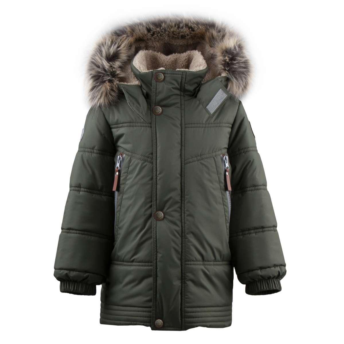 Lenne Tom Bērnu siltā ziemas termo jaciņa