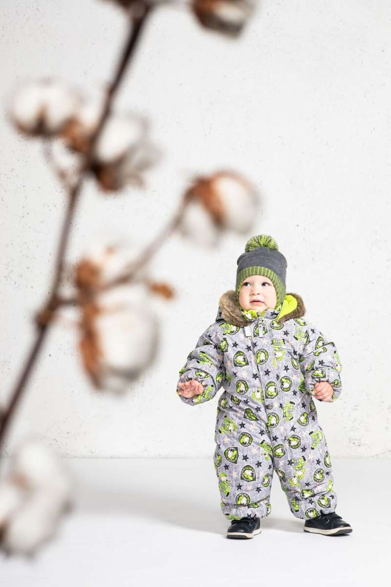Lenne Zoo Silts ziemas termo kombinezons