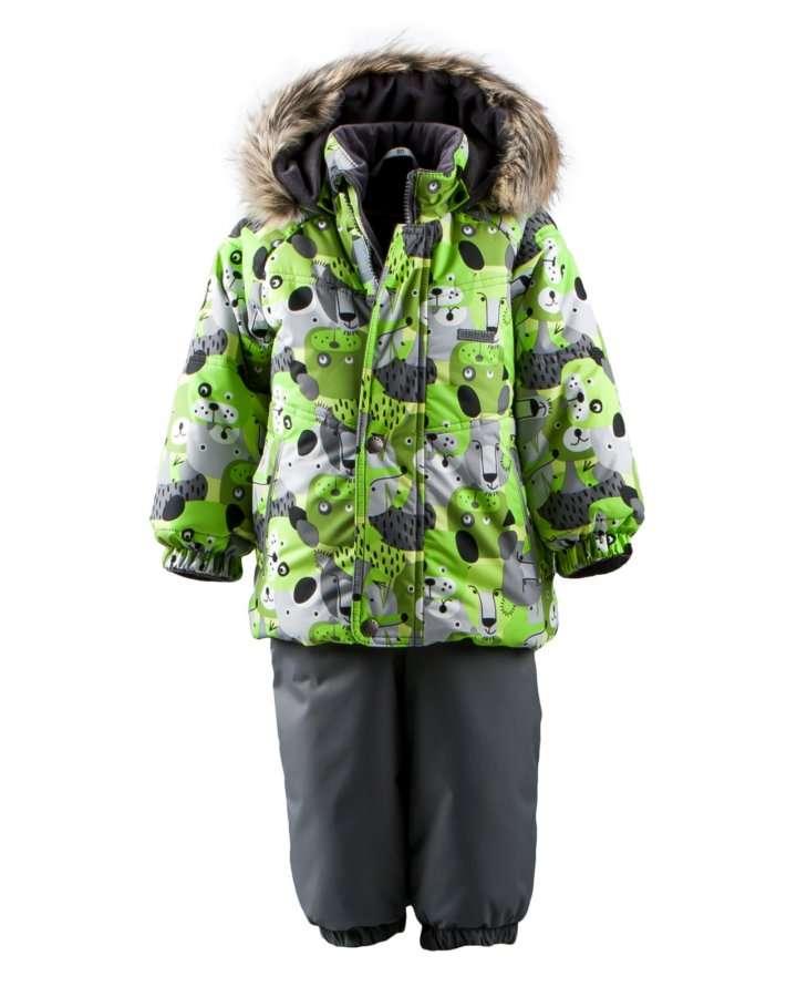 Lenne Zoomy Silts mazuļu ziemas termo kostīms jaka + bikses