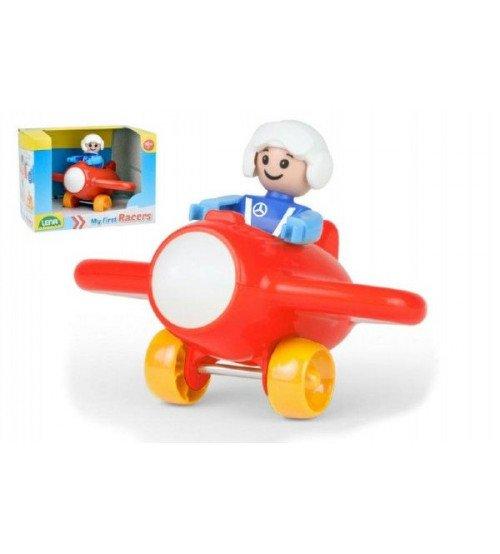 Lidmašīna mazuļiem My first racers Čehija kastē L01571
