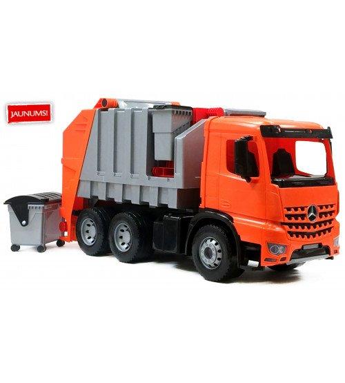 Lielais atkritumu izvedējs Slodze 100 kg, 72 cm LENA Mercedes (kastē) L02165
