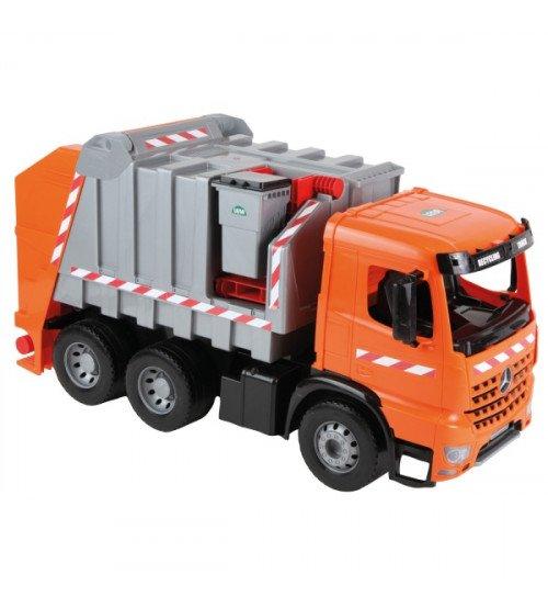 Lielais atkritumu izvedējs, slodze 100kg, 74cm MB Actros LENA (kastē) L02168