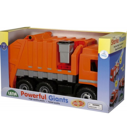 Liels atkritumu izvedējs 72 cm slodze līdz 100 kg (kastē) LENA MAXI L02026
