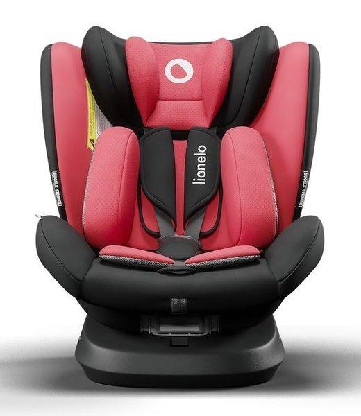 Lionelo Bastiaan One Red Chilli Bērnu autosēdeklis 0-36 kg