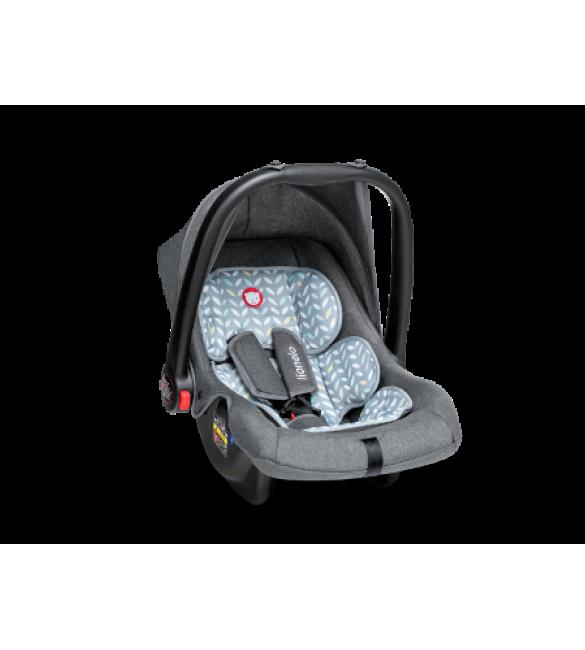 Lionelo NOA PLUS grey scandi Bērnu autosēdeklis 0-13 kg