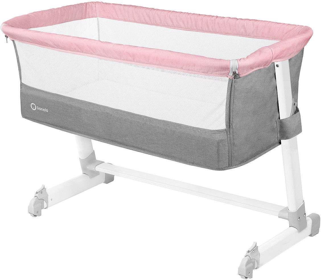 Lionelo Theo Magnolia Bērnu gultiņa