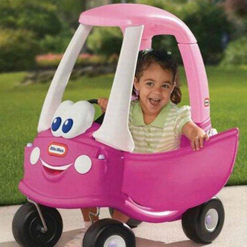 Little Tikes Cozy Coupe Pink Bērnu stumjama mašīna