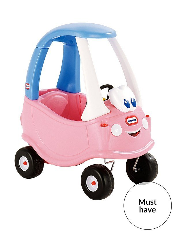 Little Tikes Cozy Coupe Princess Bērnu stumjama mašīna