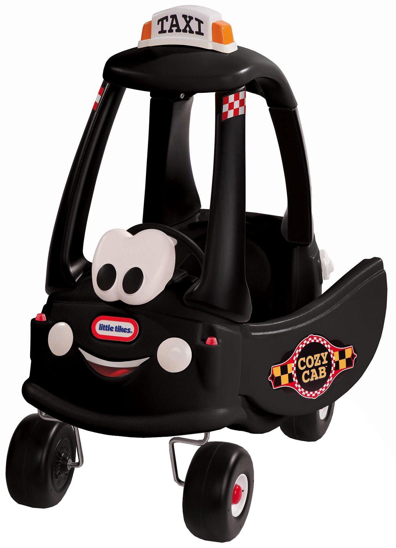 Little Tikes Cozy Coupe Taxi Bērnu stumjama mašīna