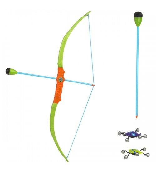 Loks ar 2 bultām un 2 mērķiem X-Shot CB44204